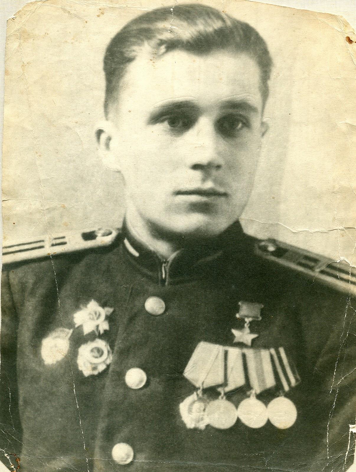 Михаил Добрынин