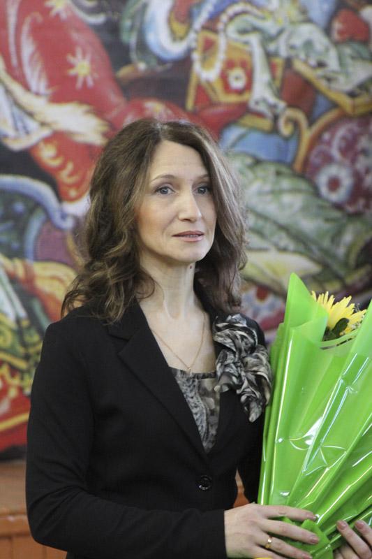 Ольга Гайвас