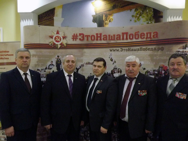 О.В. Иванов, Ф.А. Клинцевич, И.А. Новиков, А.А. Терлецкий