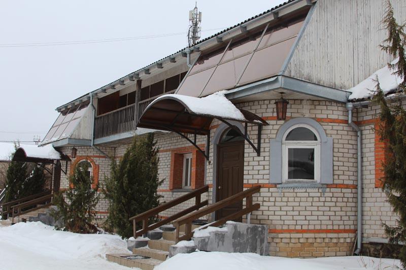 Здание, в котором будут проходить занятия