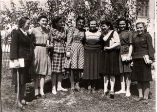 Выпускницы 1949 года