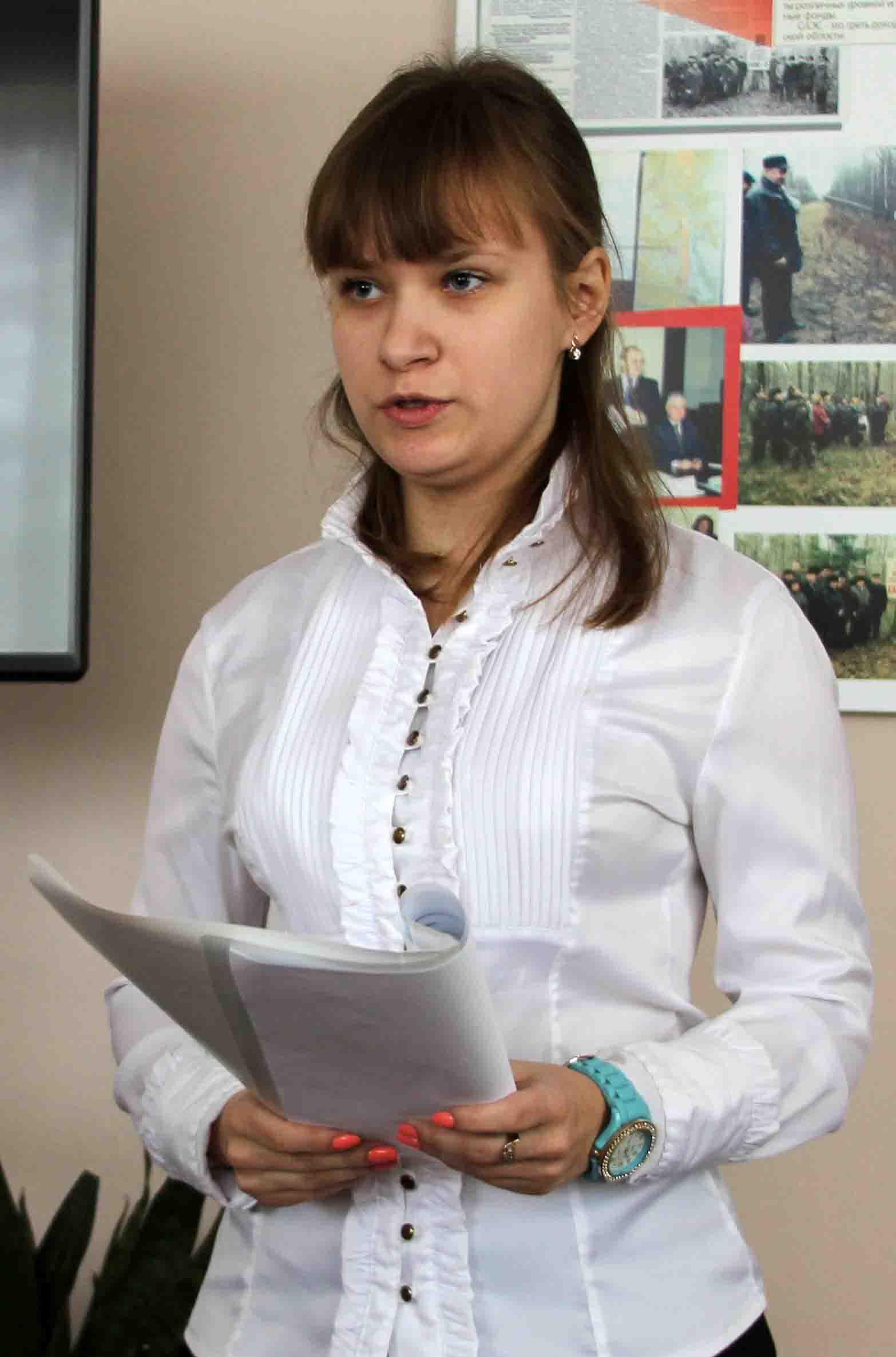 Татьяна Иванушенкова