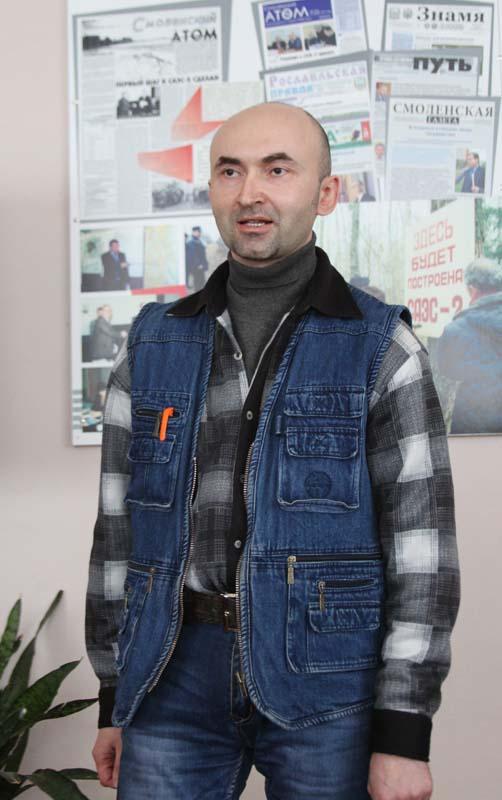 Игорь Бердников