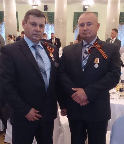 Игорь Новиков и Сергей Адлер