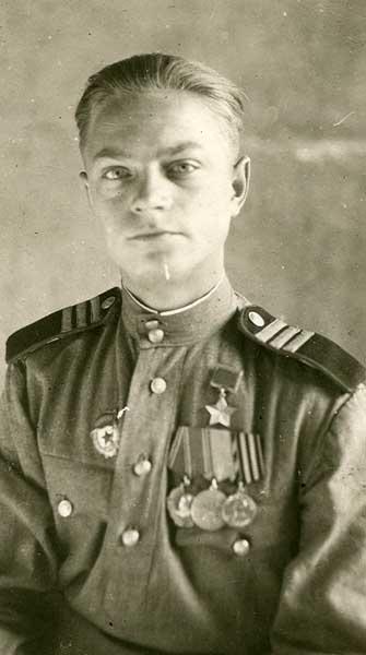 Георгий Назарьев
