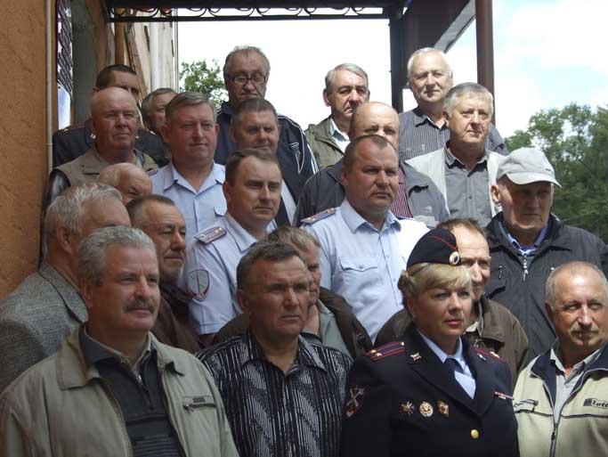 Друзья и коллеги Виталия Скабина