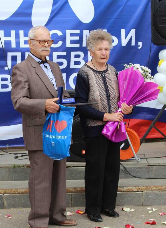 Мария Дмитриевна и Виктор Сергеевич Потапенко