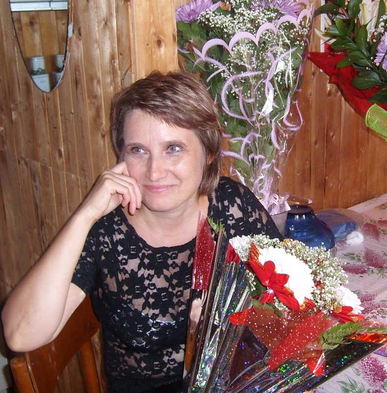 Светлана Курцапова