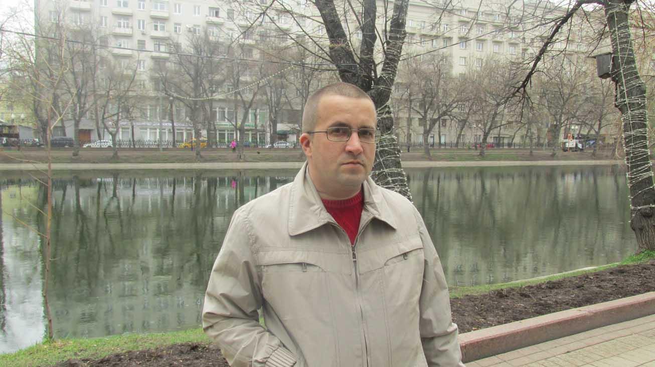 Михаил Судовский