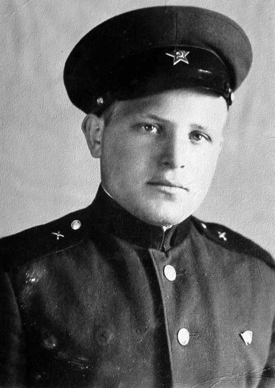 Рядовой Вячеслав Никитин. Чукотка, 1969 г.