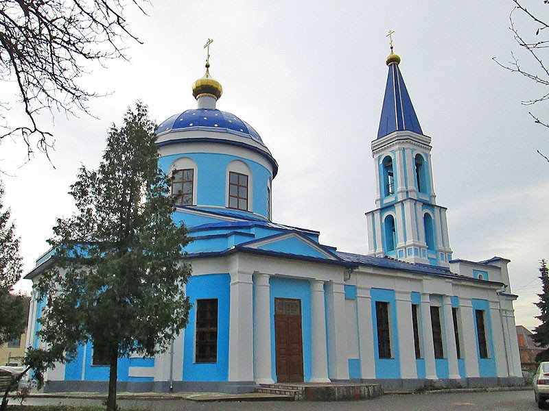 Казанско-Пятницкий храм