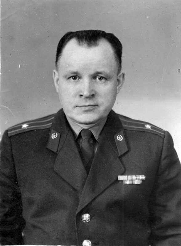 Николай Степанович Макаров
