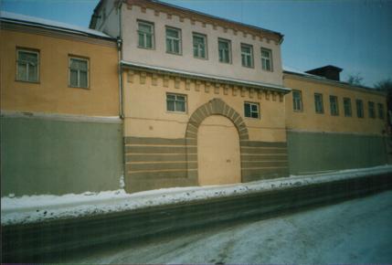 Тюремный замок. Фото нач. 2000-х гг.