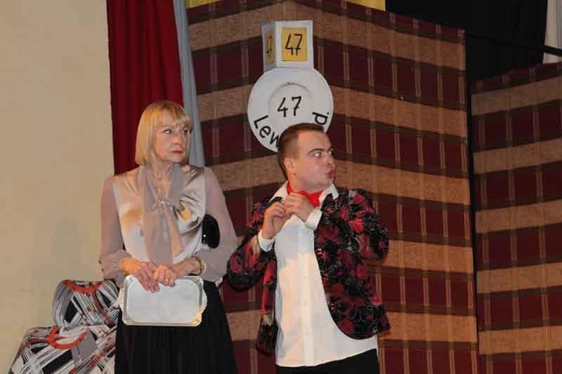 Инна Крвцова и Сергей Сидоров