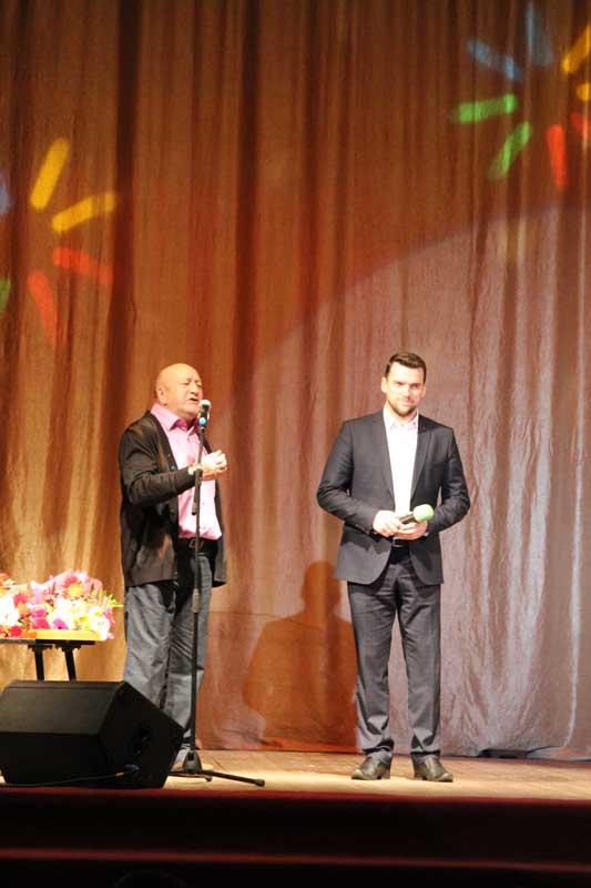 Владимир Величкин и Владимир Солошенко