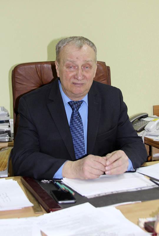 В.Н. Кармалов, главный инженер