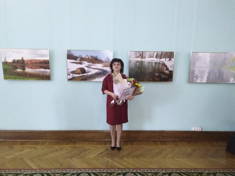 Марина Старикова
