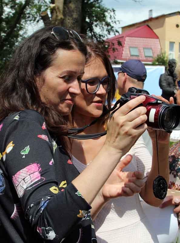 Виктория Сотникова и Кристина Новикова