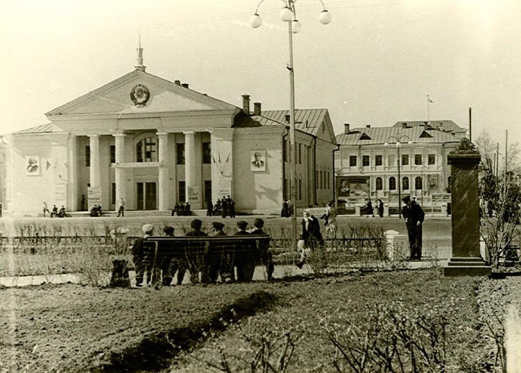 ГДК. Фото нач. 60-х  гг.