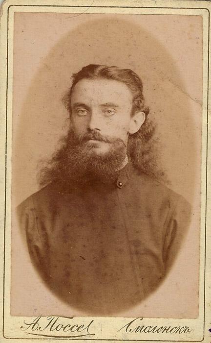 Алексей Барсов. 1860 -1928 гг.
