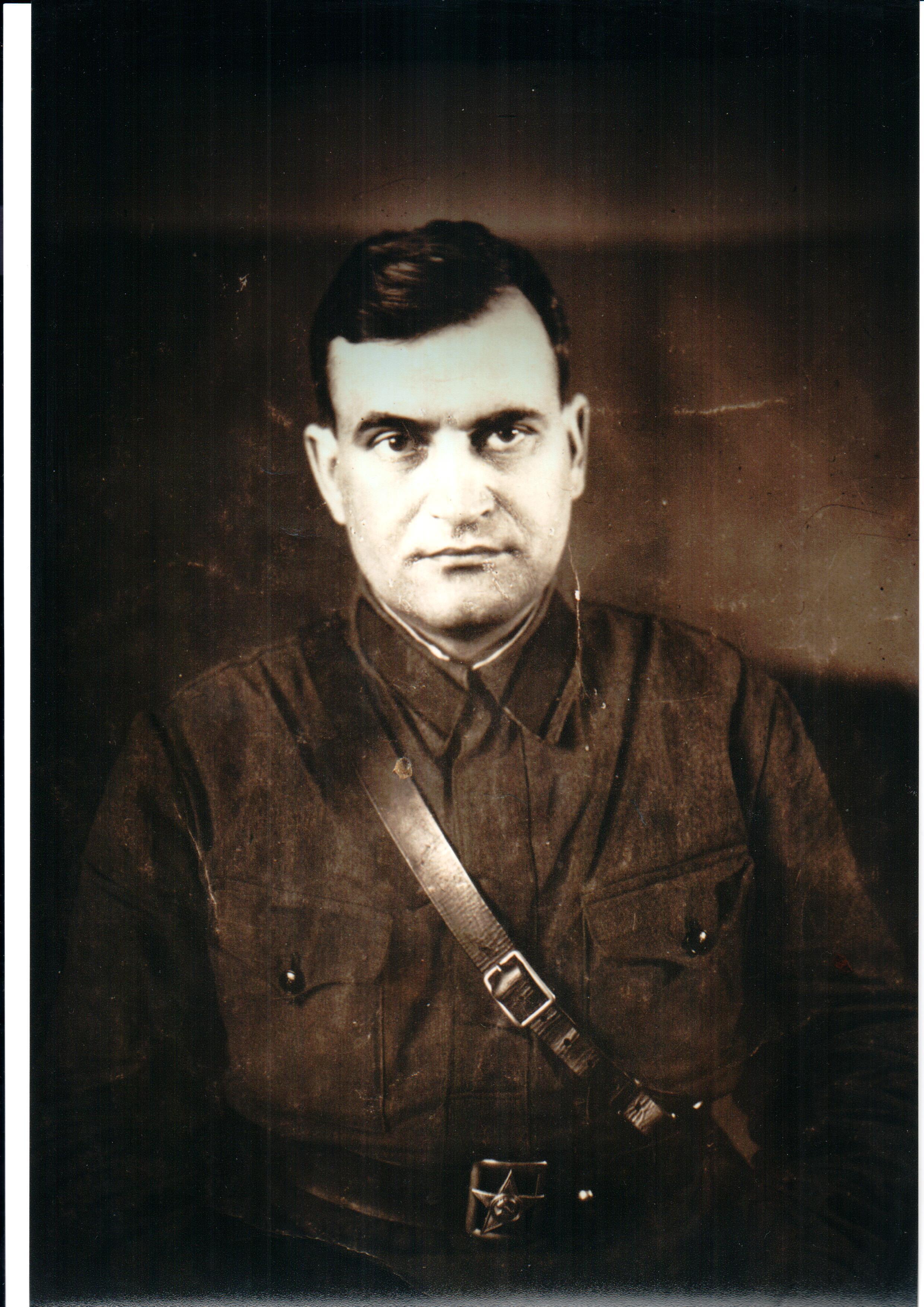 Василий Капранов